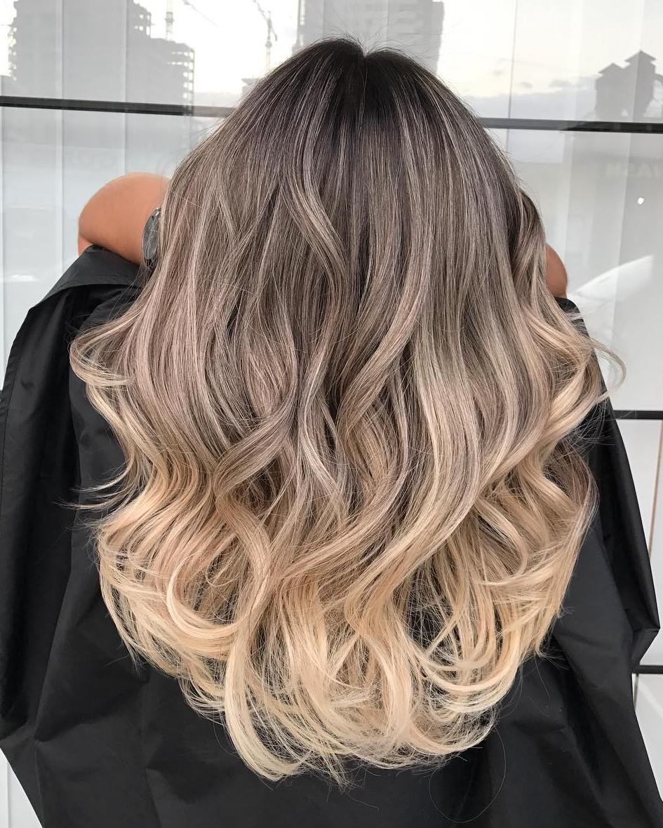 Ombre Look The Difference Between Balayage And Ombre Definitive Guide