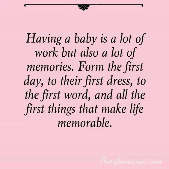 Sweet Baby Quotes  Sayings The Right Messages