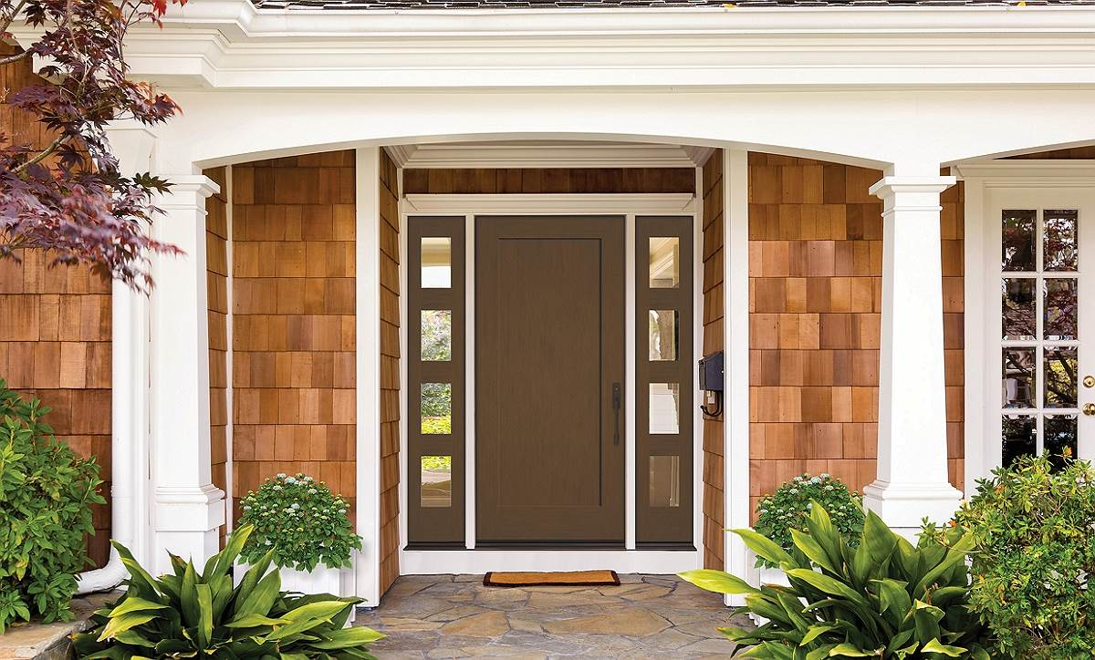 Entrance Doors Exterior Doors Entry Doors Therma Tru Doors