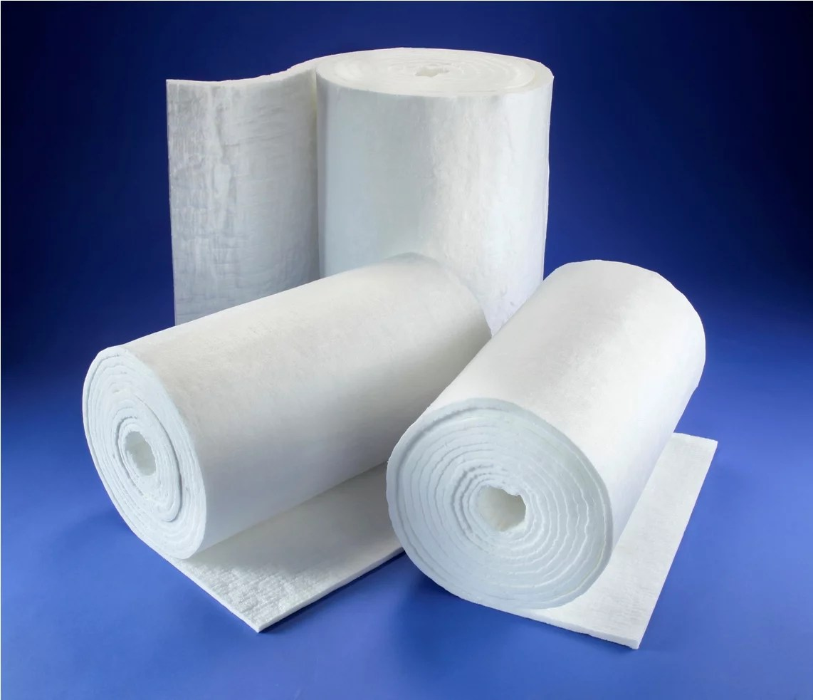Foil Insulation Blanket Insulation Materials Fiberfrax Ceramic Fiber