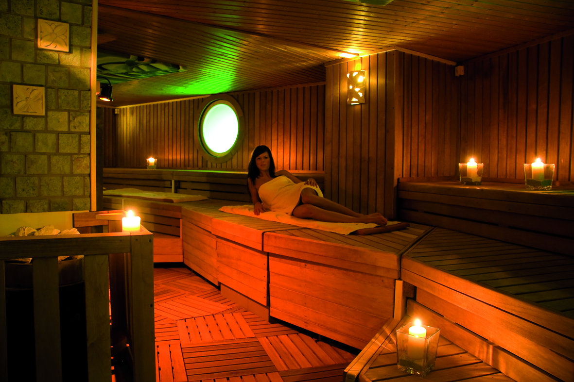 Sauna Bali Therme Bali Therme In Bad Oeynhausen: Heilwasser, Spa & Exotik