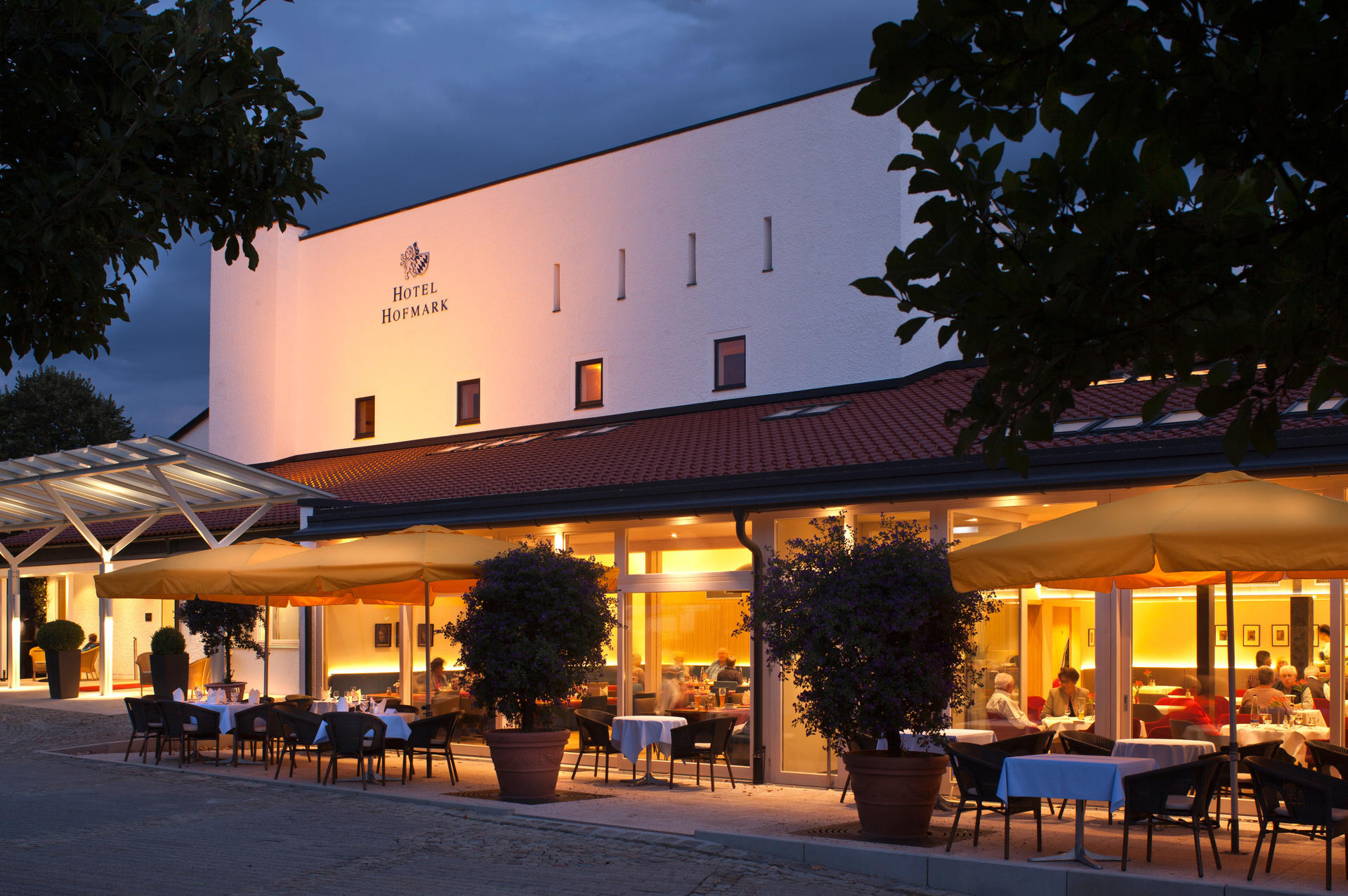 Wellness Bad Birnbach Thermenhotel Hofmark Bad Birnbach Rottal Terme Hotels Bademantelgang