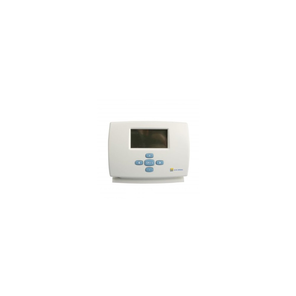 Thermostat Chambre Froide Thermostat D Ambiance Sans Fil Trl 7 26 Rf Elm Leblanc 127 50 Thermofroid Distribution