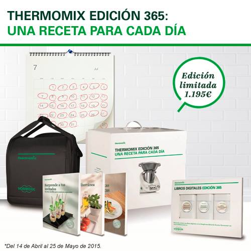 Libros Thermomix Tm5 Edicion Especial De Thermomix® Tm5 - Noticias Blog - Blog