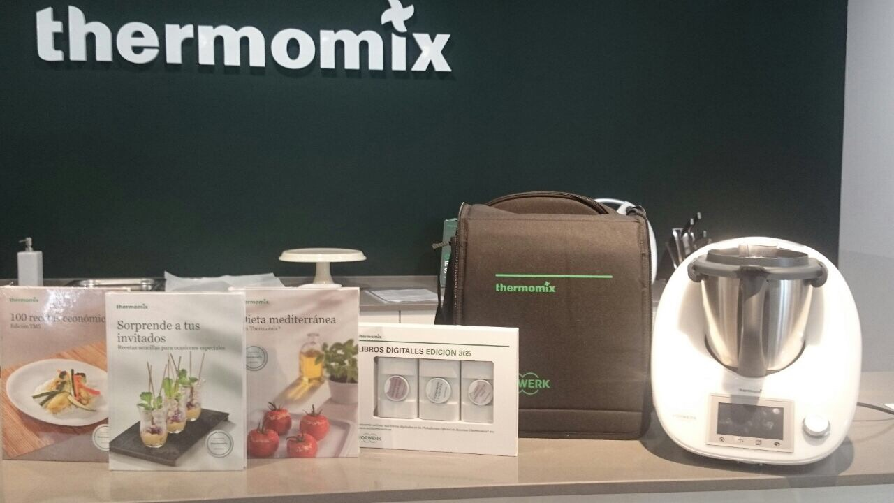 Libros De Thermomix Promocion Thermomix Tm5 Noticias Blog Blog De Eva Baliellas