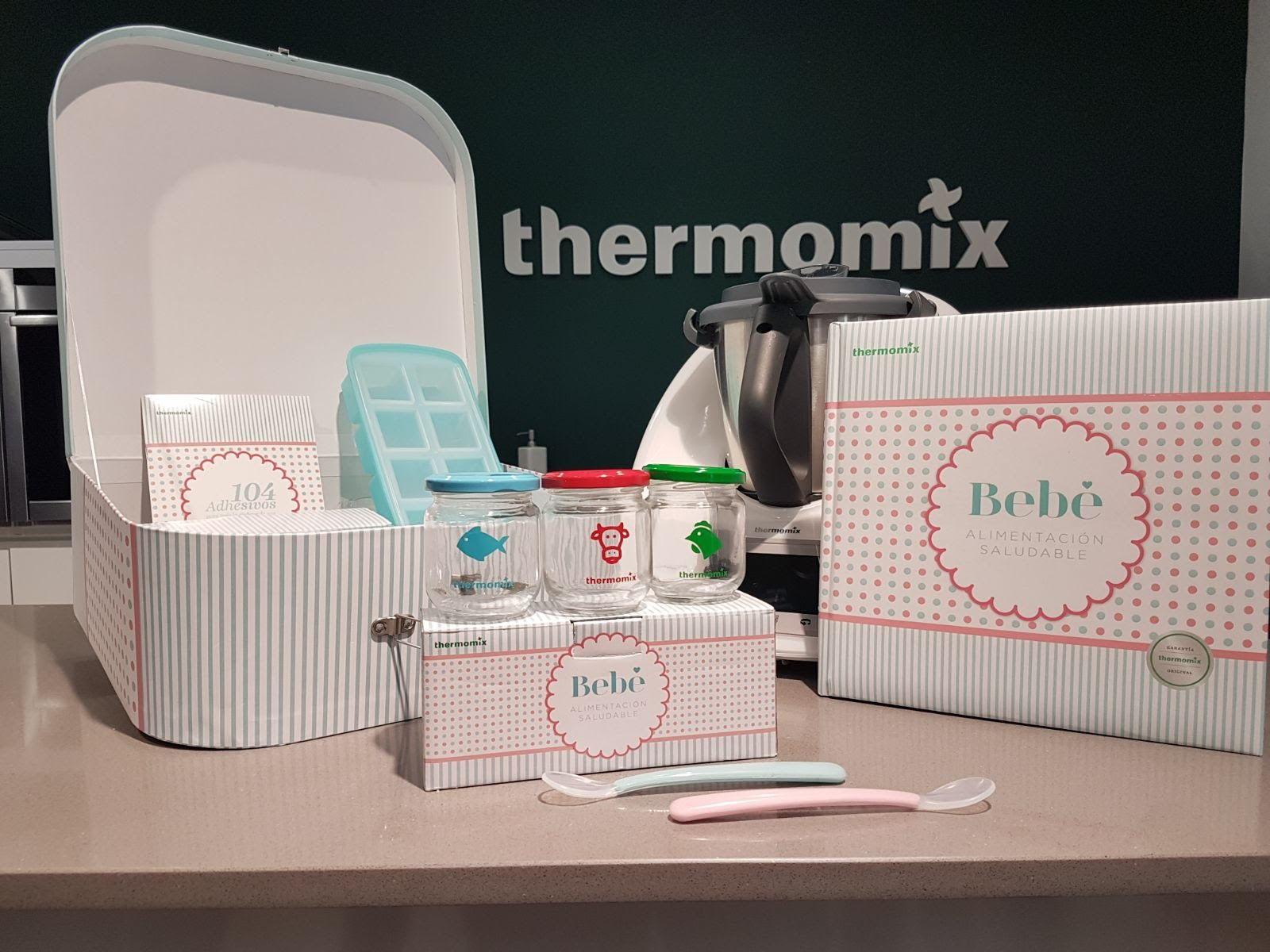 Libro Thermomix Bebes Edicion Bebe Noticias Blog Blog De Alicia Martinez