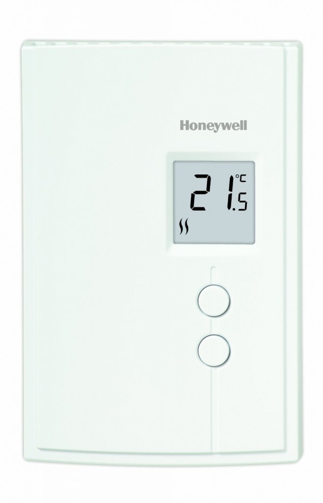 how to install thermostat honeywell