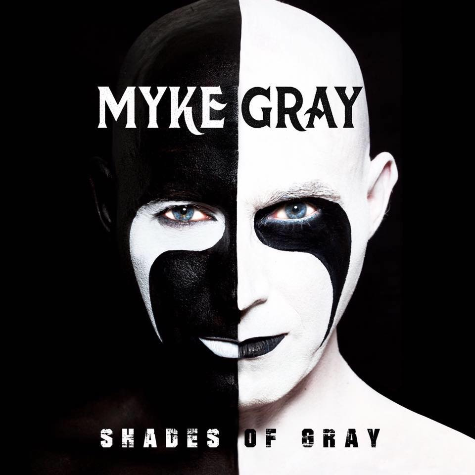 Shads Of Gray Album Review Myke Gray Shades Of Gray The Rockpit