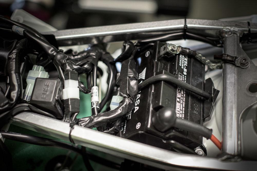 Adventurizing the KTM 500 EXC \u2013 The Rolling Hobo