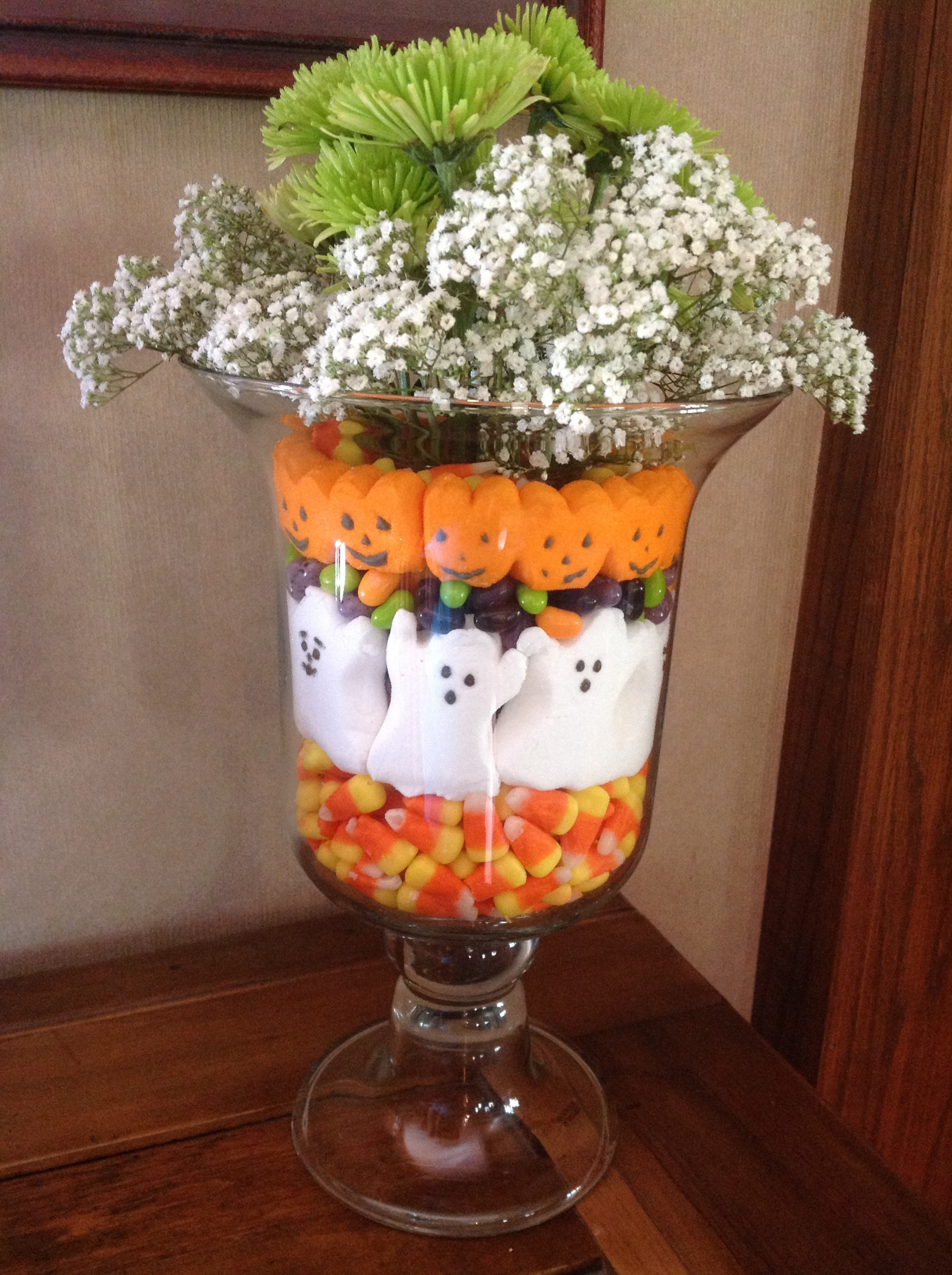 Flower Vase Ideas For Decorating Decorating With Ghostsorhello October Everything You