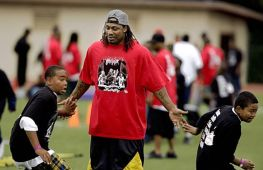 Marshawn Lynch (Kurt Rogers, San Francisco Chronicle)