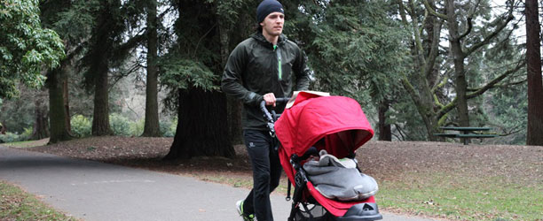 10 Jogging Stroller Training Tips