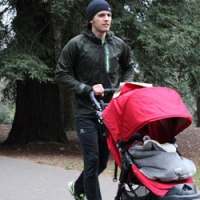 Running with a Baby Jogger