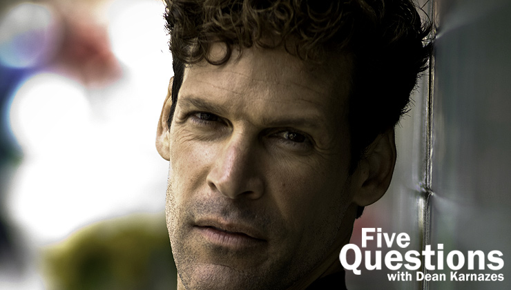 5 Questions With: Dean Karnazes