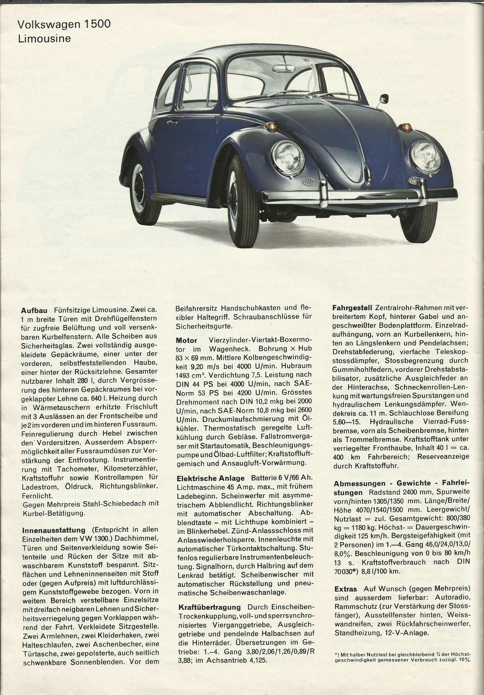 Innenausstattung New Beetle Thesamba Vw Archives January 1967 Vw Beetle Brochure German