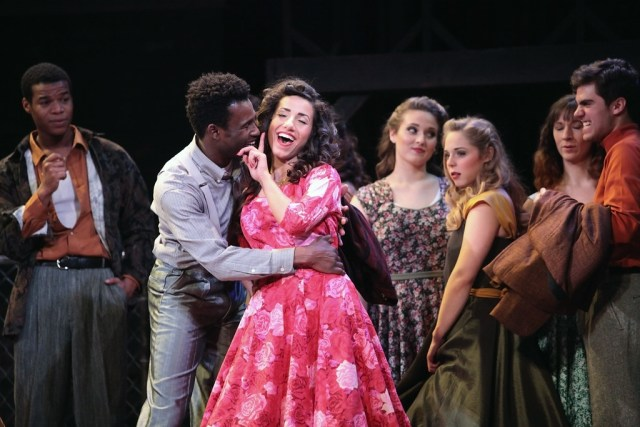 West Side Story / Photo by Mikki Schnaffner