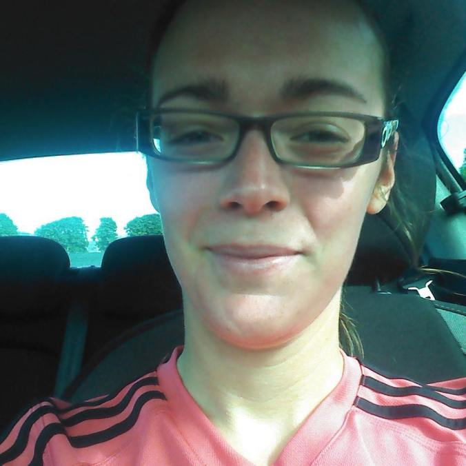 Nice red face! Saturday morning which can only mean parkrun!hellip