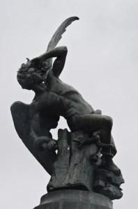 Ricardo Bellver, El Ángel Caído (The Fallen Angel, 1877)