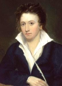 Percy Bysshe Shelley, Amelia Curran (1819)
