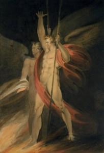 Satan Exulting (ca. 1794)