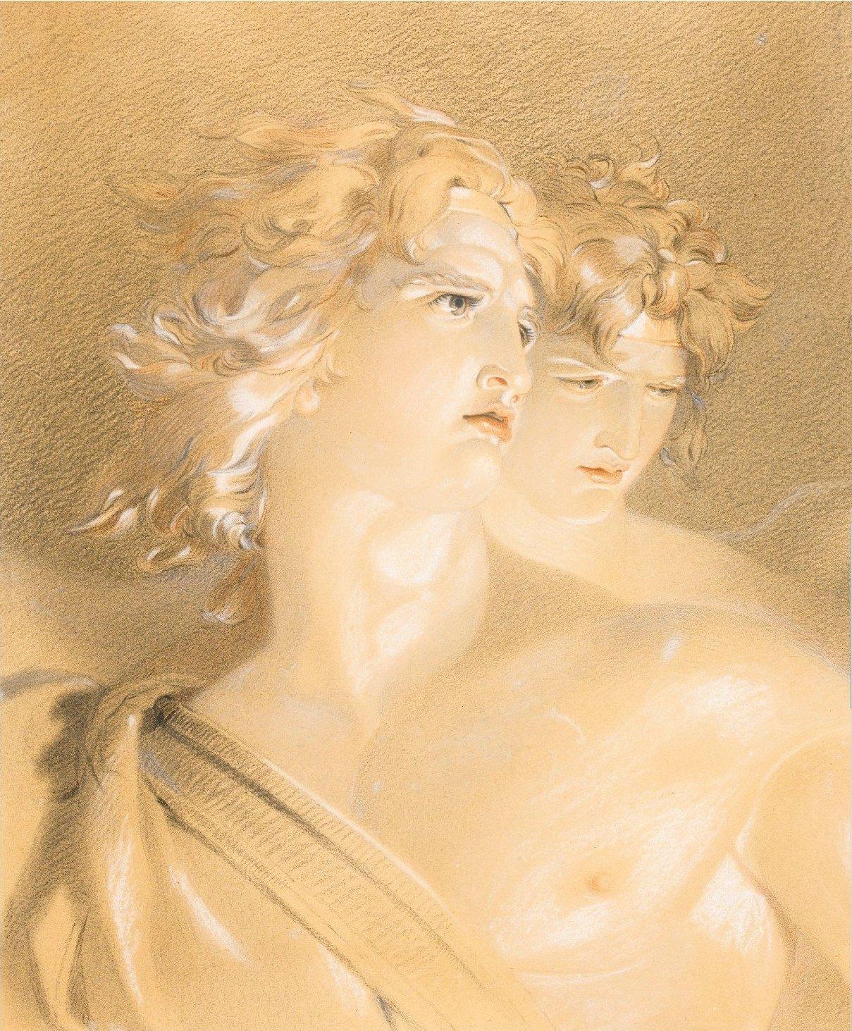 modern satanism sir thomas lawrence satan as the fallen angel ca 1797