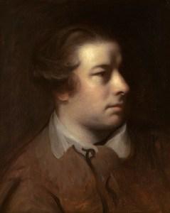 Sir Joshua Reynolds, Portrait of Francis Hayman