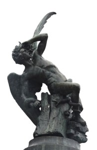 Ricardo Bellver, El Ángel Caído (The Fallen Angel, 1877)
