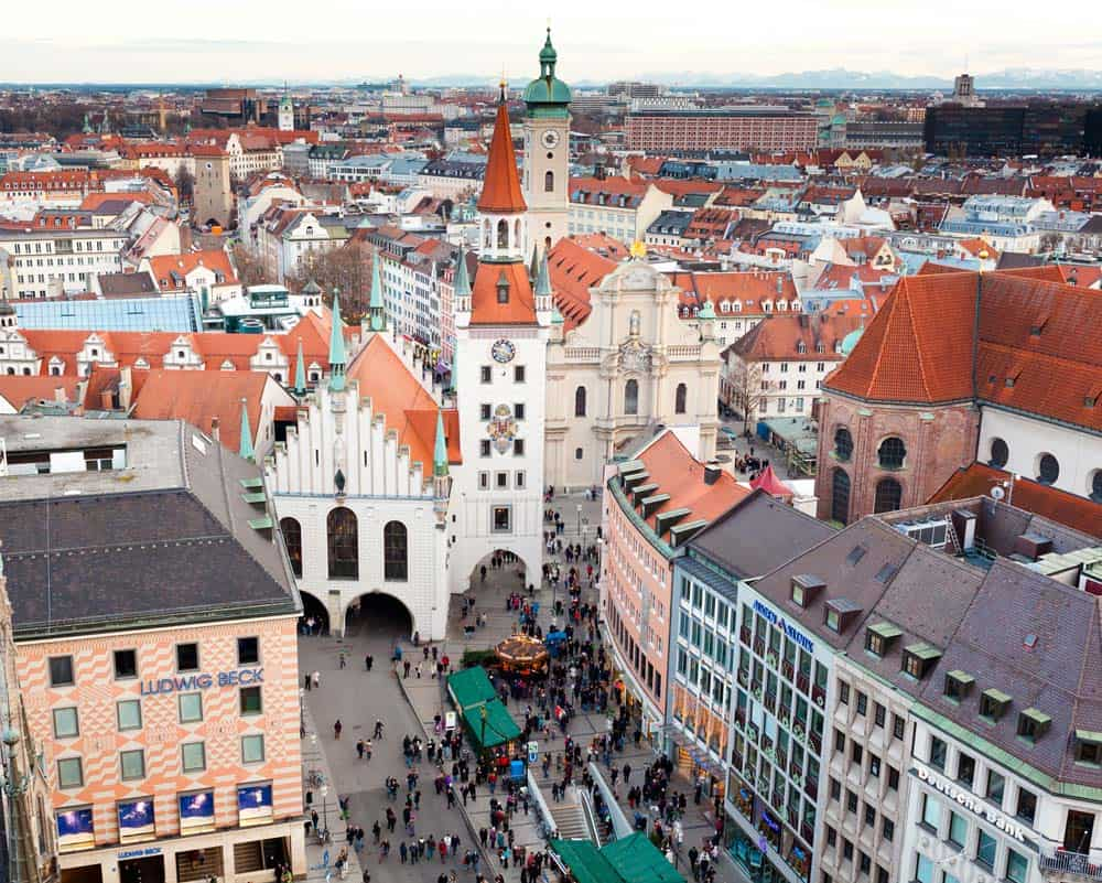 Item Shop München Daily Costs To Visit Munich Germany City Price Guide Guide To