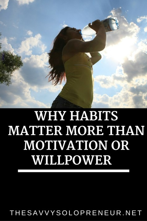 Why Habits Are Better Than Willpower
