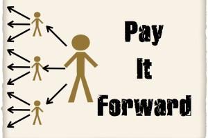 PayItForward via Kreative Discussions
