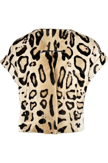 77583 in dl LEOPARD PRINTED ARMY  TREND ALERT   The Sche Report / Margaret Sche
