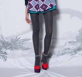 01m e1271960713436 Trend Spotting: TIGHTS AND TOES   The Sche Report / Margaret Sche