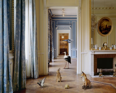 karen knorr BAROQUE inspirations   The Sche Report / Margaret Sche