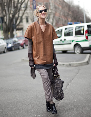 alisaruben de 81198756 TOP 2010 FALL TRENDS:  #5 CAMEL   The Sche Report / Margaret Sche