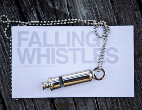 falling whistles I DO GOOD  FALLING WHISTLES   The Sche Report / Margaret Sche