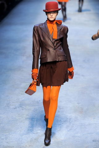 hermes orange COLOR FORECAST:  ORANGE   The Sche Report / Margaret Sche