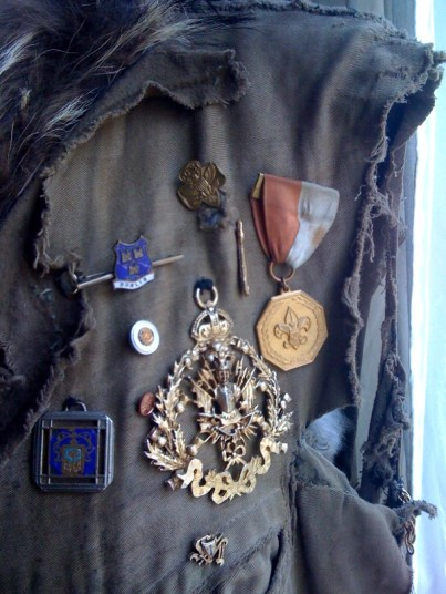 photo Broaches, Medals and Pins...OH MY!   The Sche Report / Margaret Sche