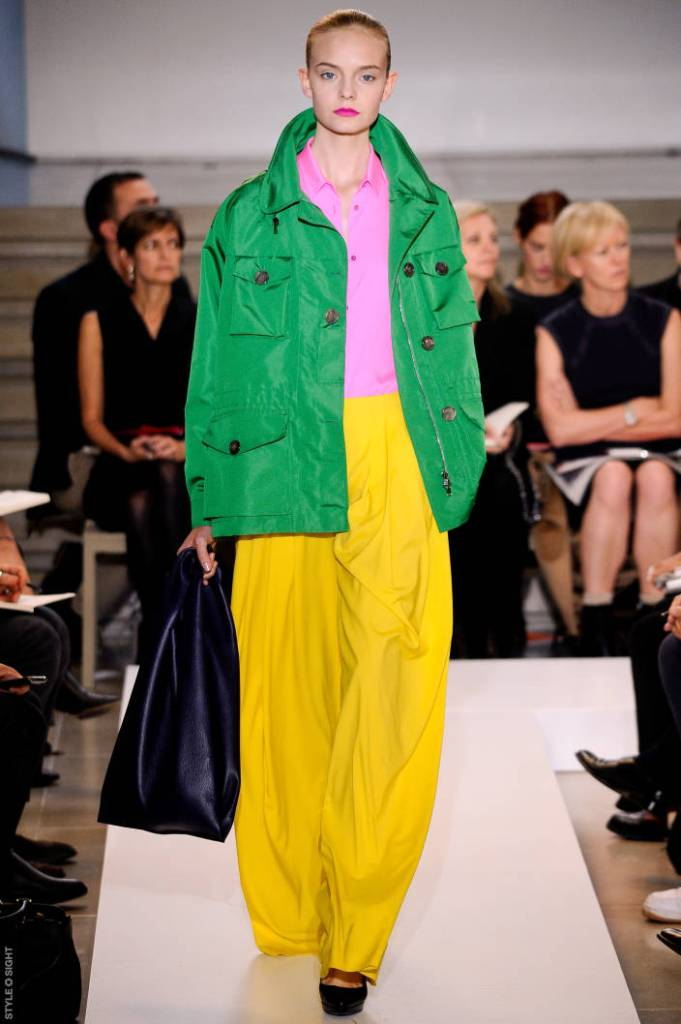 TOP 5 PICKS SPRING/SUMMER 2011: MILAN   The Sche Report / Margaret Sche