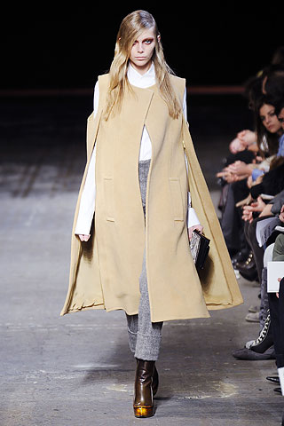 a wang camel NYC FASHION WEEK:  ONES TO WATCH   The Sche Report / Margaret Sche