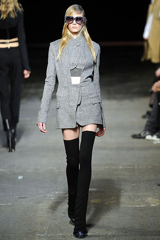 a wang minimal NYC FASHION WEEK:  ONES TO WATCH   The Sche Report / Margaret Sche