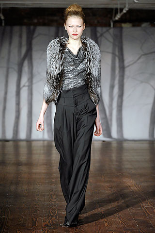 bensoni NYC FASHION WEEK:  ONES TO WATCH   The Sche Report / Margaret Sche
