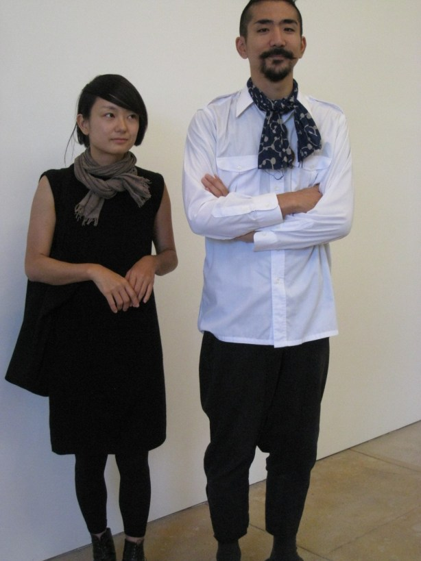 FASHION AND ART:  Paul McCarthy and Jesse Kamm   The Sche Report / Margaret Sche