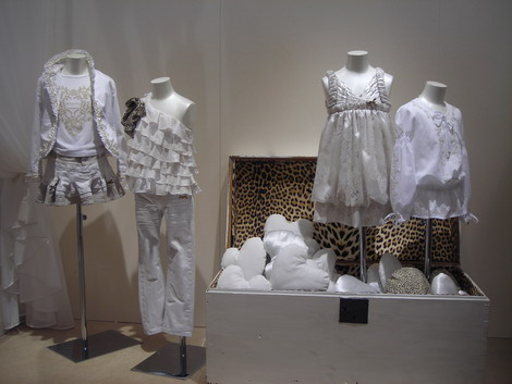 roberto cavalli kids The Petite Parade:  Kids Fashion Week debuts in NYC   The Sche Report / Margaret Sche