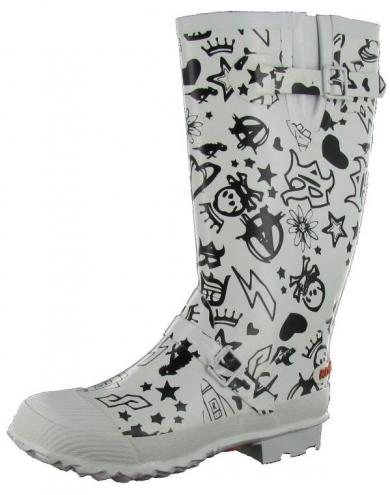 rocketdog doodle rainboots TREND REPORT:  DOODLES by ALEXANDER WANG   The Sche Report / Margaret Sche