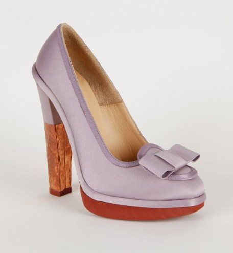 zac posen steve madden 3 SPRING 2011 SHOE COLLABORATIONS TO COVET   The Sche Report / Margaret Sche