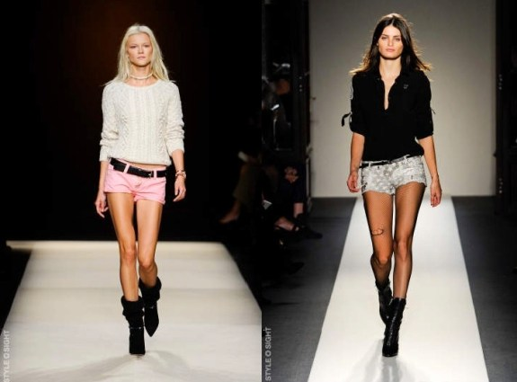 untitled document 11 BALMAIN & ISABEL MARANT SPRING 2011: The Future of Fashion?   The Sche Report / Margaret Sche