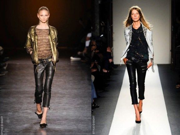 untitled document 5 BALMAIN & ISABEL MARANT SPRING 2011: The Future of Fashion?   The Sche Report / Margaret Sche