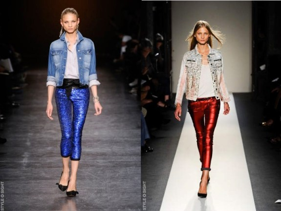 untitled document 6 BALMAIN & ISABEL MARANT SPRING 2011: The Future of Fashion?   The Sche Report / Margaret Sche