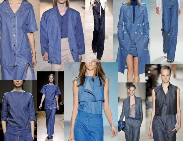 denim 1 SPRING/SUMMER 2011 TOP 10 TRENDS:  #7 UTILITARIAN DENIM   The Sche Report / Margaret Sche