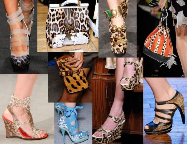 leopard   accessories 12 SPRING/SUMMER 2011 TOP 10 TRENDS: #9 PREDATOR PRINTS   The Sche Report / Margaret Sche